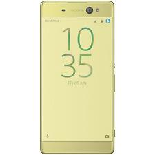 Sony Xperia XA Ultra 16GB 6-inch Smartphone, Unlocked - Lime Gold