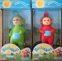 Teletubbies 5 Dolls - Dipsy And Po