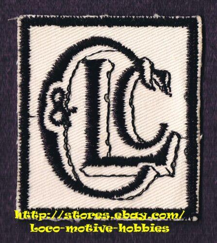 LMH PATCH Badge  CADILLAC /& LAKE CITY Railroad  C/&LC Railway  CLK  pre KYLE Ry