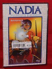 Nadia: Secret of the Blue Water Vol. 4 - Battleground (DVD, 2001) R1 BRAND NEW
