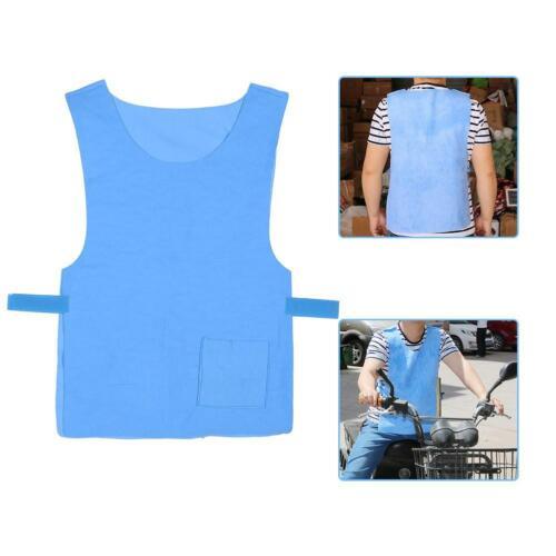 Outdoor Ice Cooling Vest Sommerkühlung Sonnenstichpräventionskleidung