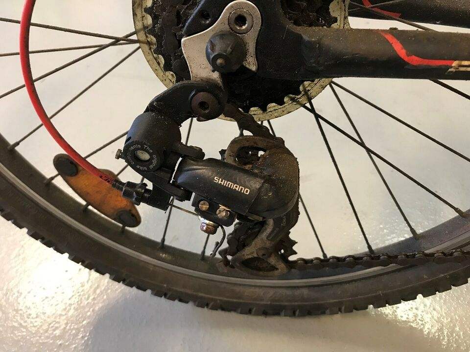 Drengecykel, mountainbike, FOCUS