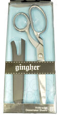 Gingher 8-inch Knife Edge Dressmakers Shears 1118