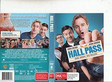 Hall Pass-2011-Owen Wilson-Movie-DVD