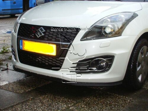 SUZUKI Swift Verona SX-4 Swift Reno Front Bumper Lip Rubber Chin Splitter Trim