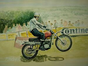 Paul-Friedrichs-CZ-Sidepipe-1969-Scrambling-Motocross-watercolour-print-Scramble