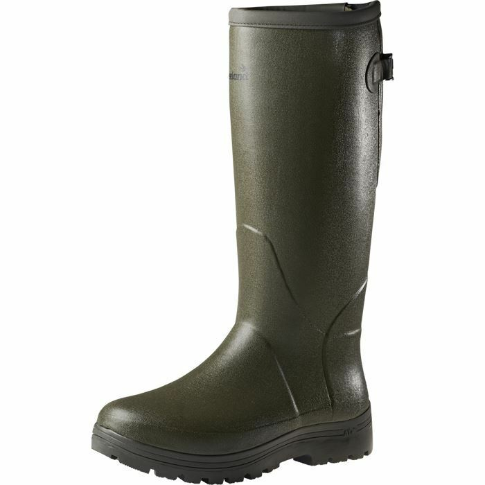 Seeland Woodcock en + 18  5mm botas Wellington-verde Oscuro -