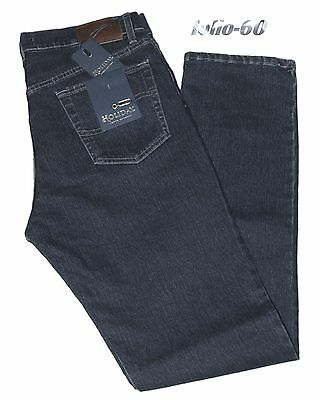 Bello Jeans Uomo Taglia 46 48 50 52 54 56 58 60 Holiday Tela Elasticizzata Blu Chan