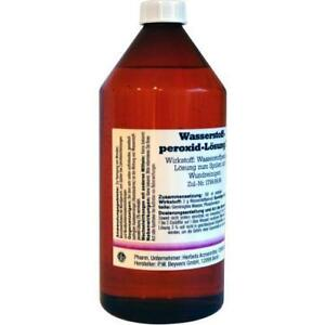 WASSERSTOFFPEROXID Lösung 3% 1000 ml PZN 4652521