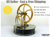 Low Temperature Stirling Engine Educational Model Toy Brand Novelty Gift