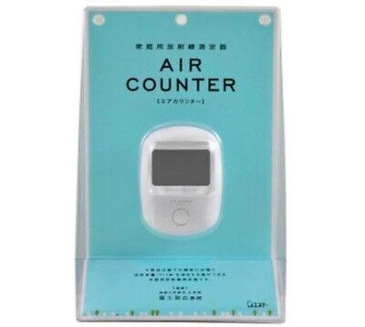 New Air Counter Dosimeter Radiation Meter Geiger Detector Japan