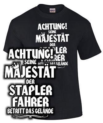 Durch meinen Beruf bin ich in der Lage Trucker T-Shirt S-XXXL