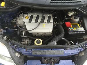 renault megane scenic 1999 2003 1 6 16v engine k4m 700 k4m700 ebay rh ebay ie Pocket Hole Jig Kit Engine Cover