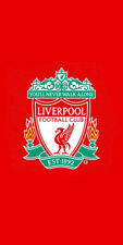 Serviette de plage Drap de bain Liverpool Football Club beach towel coton