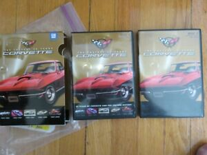 The-Fastest-50-Years-Corvette-by-GM-2-DVD-Set-New