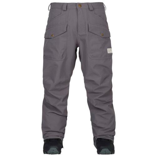 Analog Contract Pantaloni da Snowboard Uomo Sci Neve Nuovo Inverno