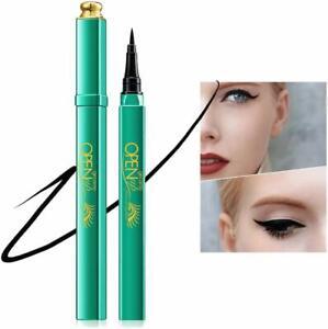Waterproof-Eyeliner-Pen-Maquillage-Cosmetique-Noir-Liquid-Eye-Liner-Crayon