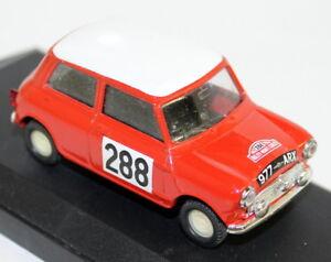Vitesse-1-43-Scale-58SM77-Morris-Mini-Cooper-Monte-Carlo-1963-Diecast-Model-Car