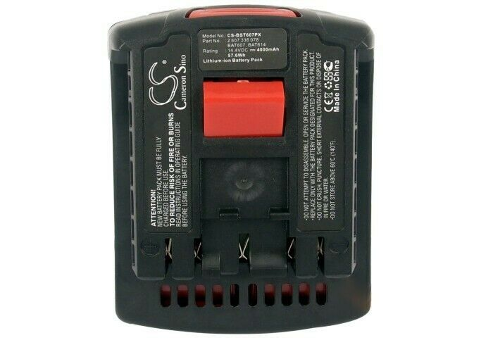 Cameron Sino Power Tools BatteryCS-BST607PX for BOSCH GDR 1080-LI etc.
