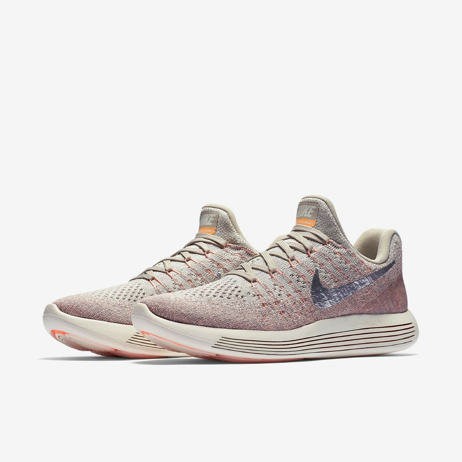 Femme Authentic Nike LunarEpic Flyknit 2 Running Chaussures