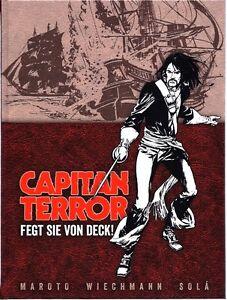 CAPITAN-TERROR-Auswahl