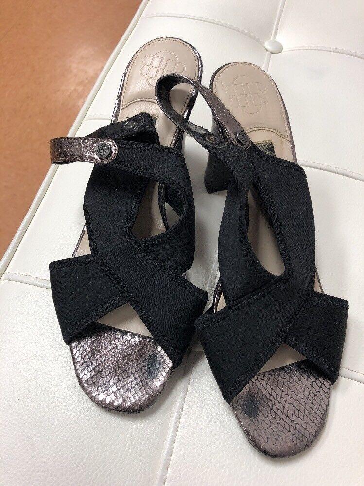 nero Dana Buchman Cross Style Sandals Dimensione Dimensione Dimensione 8 998da2
