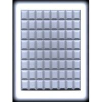 Rectangle Pieces Hard Candy Mold From Ck 5730 -