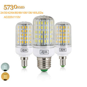 Led-Mais-Ampoule-E27-E14-5730-SMD-220V-110V-24-30-64-80LEDs-Interieur-Eclairage