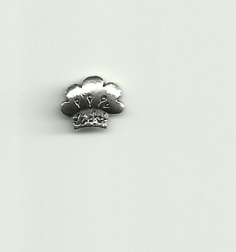 Chef Hat Charm for Glass Living Memory Locket
