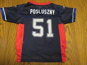Details about BUFFALO BILLS PAUL POSLUSZNY #51 REEBOK JERSEY-CHILD 3T --JACKSONVILLE JAGUARS