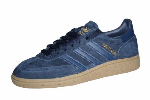 Adidas Originals Spécial Sneaker Femmes Chaussures De Loisirs Chaussures De Sport Bleu Taille 36