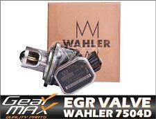 New WAHLER 7504D EGR Valve for MERCEDES-BENZ A-Class (W169) B-Class (W245)