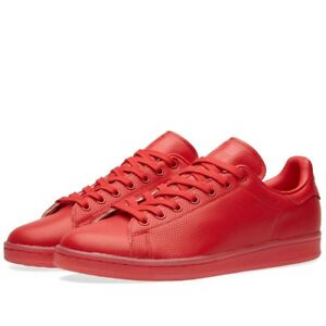 best service 19bf7 51147 Image is loading Men-039-s-adidas-Stan-Smith-Adicolor-number-