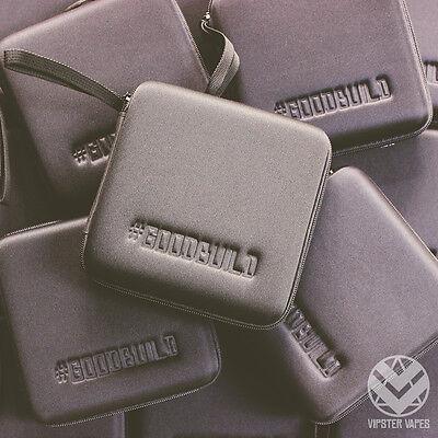 #GOODBUILD Tool Case for ohm reader ceramic tweezers coil master jig