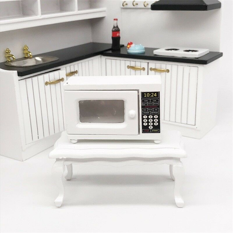 Landscape Furniture for miniatures to simulate Decor for Dolls Houses Doll.