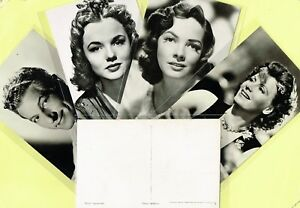 1950s-Film-Star-Postcards-issued-in-Holland-Ref-ANON13b