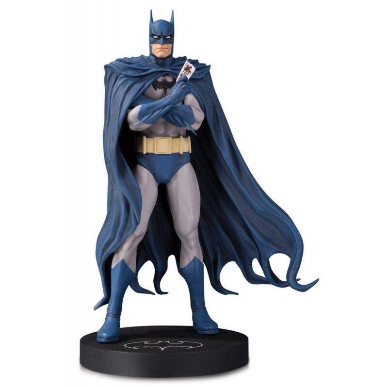 BATMAN BRIAN BOLLAND MINI STATUE 5000ex DC DIRECT DC Designer Series