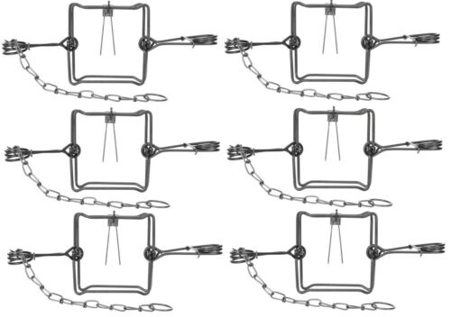Details about  / Lot Of 1-12 Bridger 4D X 4D #120 BodyGripper Body Grip Animal Traps Trapping