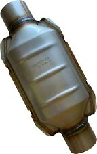 Catalytic Converter 225 Euro 4 Ceramic Core Universal 400 Cell Stainless Steel