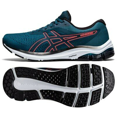Asics GEL PULSE 12 Men's Running Training Shoes Magnetic Blue 1011A844 | eBay
