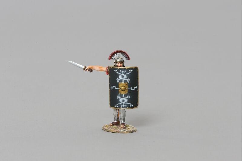 THOMAS GUNN ROM015B - Centurion (30th Legion) Painted Metal