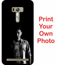 Asus Zenfone Selfie ZD551KL Hard Matte Back Cover Print Your Own Custom Case