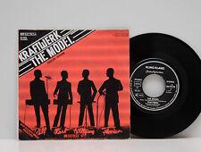 """Kraftwerk         Das Model         Deutsche Version            7 """"      NM # A"""