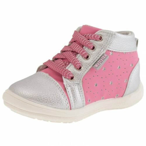 NEW BABY GIRLS LEATHER LINED ZIP LACES WALKING ANKLE BOOTS TRAINERS FIRST SHOES