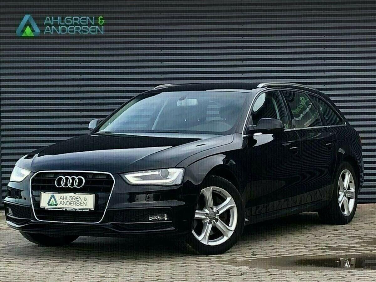Audi A4 2,0 TFSi 225 Avant 5d