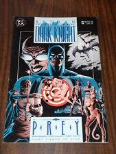 BATMAN LEGENDS OF THE DARK KNIGHT #13 NM CONDITION CATWOMAN DECEMBER 1990