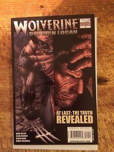 Wolverine (Vol. 3) #70 Rare 2nd Print Variant VfNm Old Man Logan