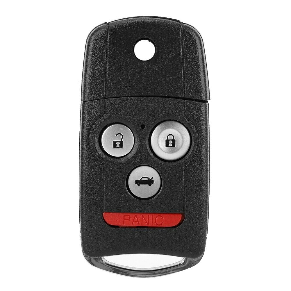 2x For 2007 2008 Acura TL Keyless Entry Remote Flip Key