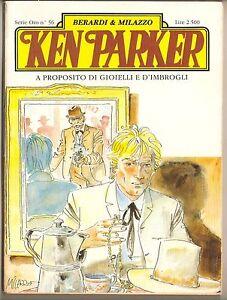 Ken-Parker-Serie-Oro-n-56-1993-Bonelli-Ottimo