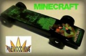 Details About Pinewood Derby Car Legal For All Races Super Fast Speed
